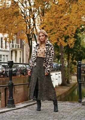 Jane Skirt Leopard