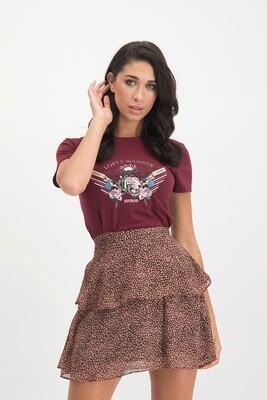 Isaya Shirt Rood