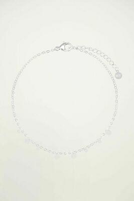 Armbandje Kleine Rondjes Zilver