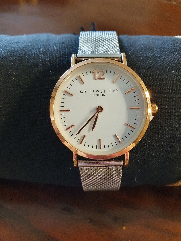 Horloge 2-Kleurig