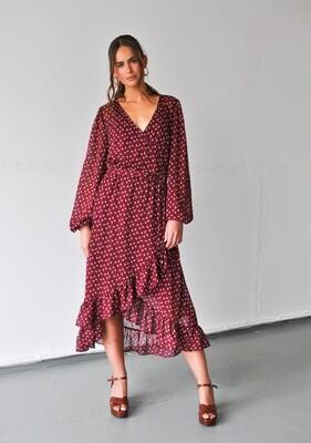 Rika Dress Long