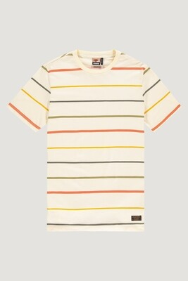 Color Stripes Tee