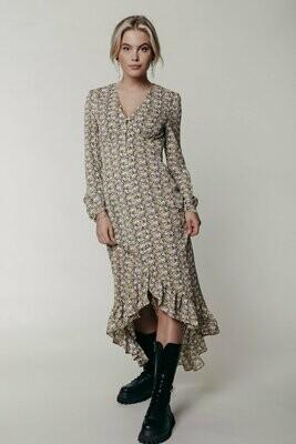 Megan Flower Dress