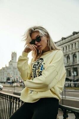 Girls La Marine Sweater