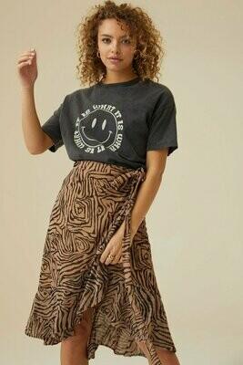 Aaliyah Skirt Sheer