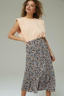 Ocean Flower Skirt