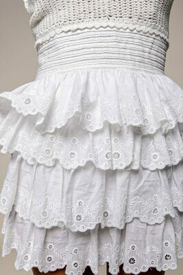 Nuna Broderie Skirt