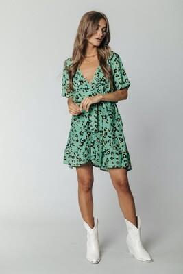Telsi Leopard Dress