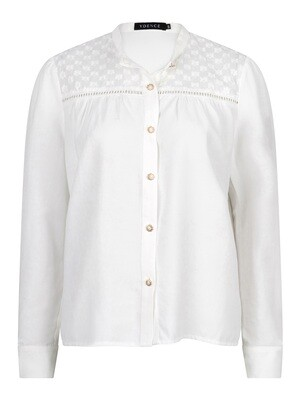 Philine Blouse Offwhite