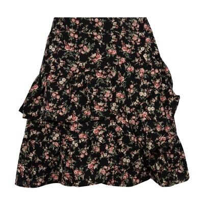 Ivana Skirt Pink/Black
