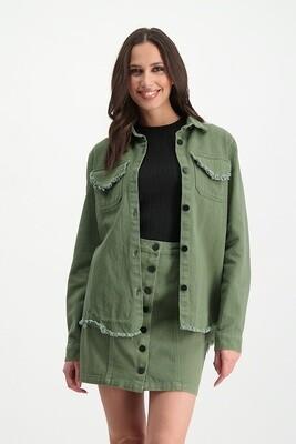 Tara Jacket Green