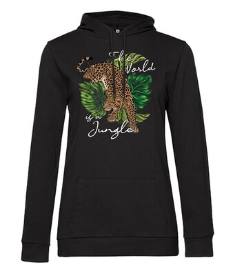 The World is a Jungle Hoodie