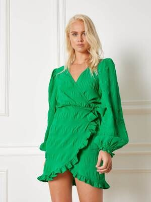 Kae Dress Green