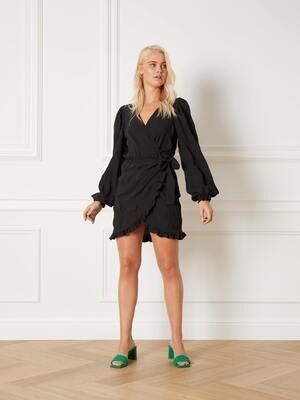 Kae Dress Black