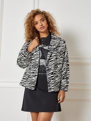 Billie Zebra Jacket