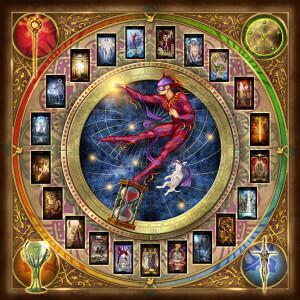 Leitura de Tarot (Mandala)