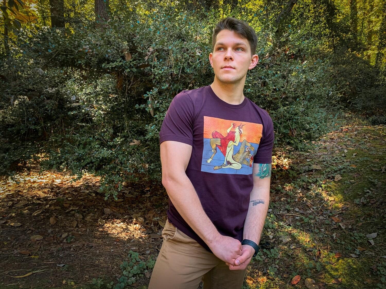 Badass in Hooves   Short-Sleeve Unisex T-Shirt