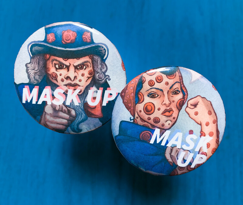 Antimaskers / Mask Up 1.75