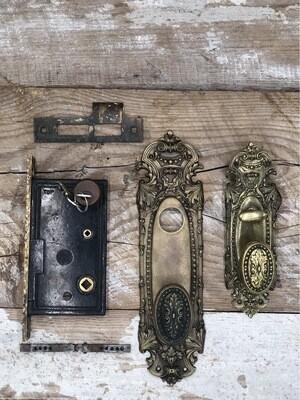 Collector Doorknob Set