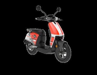 Super Soco CU-X Ducati