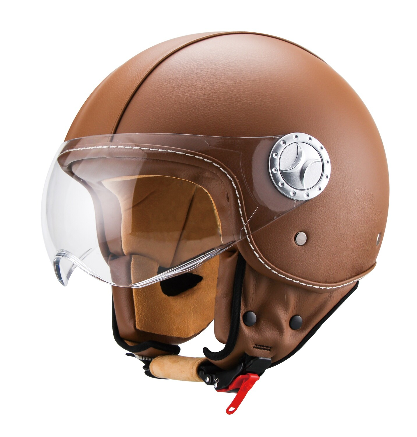 Helm Amsterdam Leather