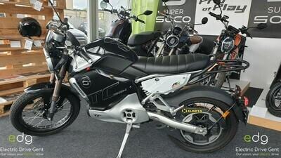 Super Soco TC Max 125cc A1/B 100% elektrisch ! 600KM !