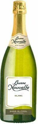 Bonne Nouvelle Fine Bulles 0% Alcohol - 75cl