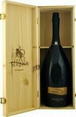 Prosecco Terra Serena DOC Treviso Extra Dry 3L in houten kist - 300cl