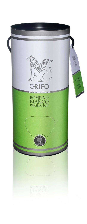 Grifo Bombino Bianco TUBE, IGT Puglia - 300cl