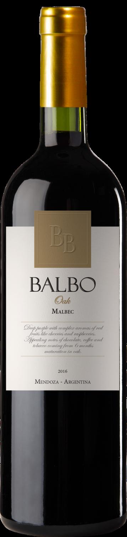 Balbo Oak Malbec - 75cl