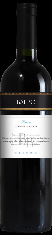 Balbo Reserva Cabernet Sauvignon - 75cl