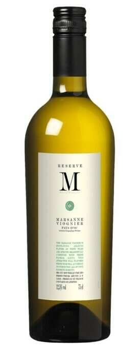 "Reserve ""M"" Marsanne - Vermentino, Igp Pays D'Oc - 75cl"