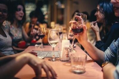 Wijndegustatie 10 personen