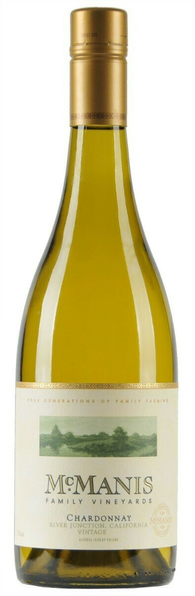 MCMANIS FAMILY VINEYARDS, RIVER JUNCTION CHARDONNAY