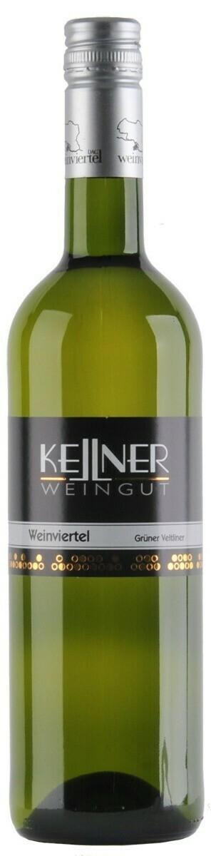 KELLNER WEINGUT, WEINVIERTEL DAC KLASSIK GRÜNER VELTLINER - 75cl