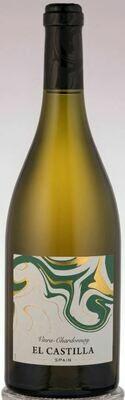 El Castilla Viura-Chardonnay, DO La Mancha - 75cl