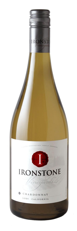Ironstone Vineyards White label Chardonnay - 75cl
