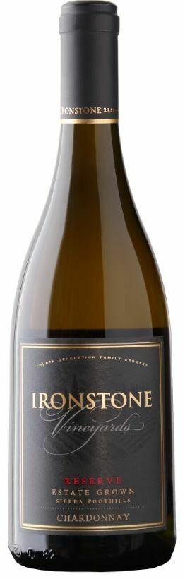 Ironstone Vineyards Reserve Chardonnay - 75cl