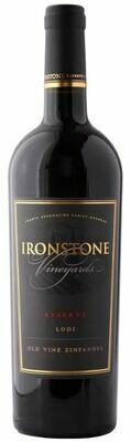 Ironstone Vineyards Reserve Zinfandel Old Vine - 75 cl