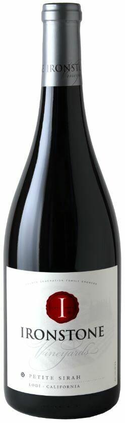 Ironstone Vineyards White label Petite Sirah - 75 cl