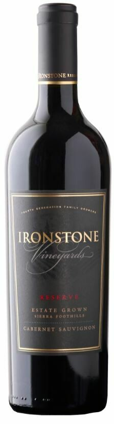 Ironstone Vineyards Reserve Cabernet Sauvignon - 75 cl