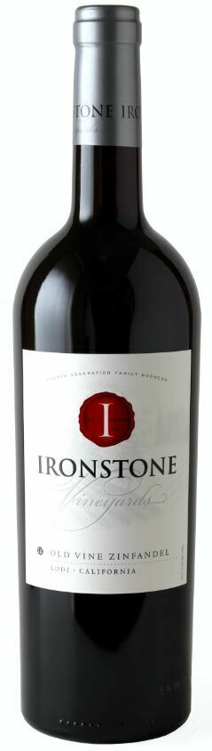 Ironstone Vineyards White label Zinfandel Old Vine - 75cl