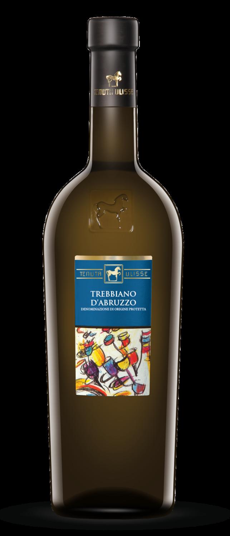 Tenuta Ulisse Trebbiano D'Abruzzo, DOP - 75cl