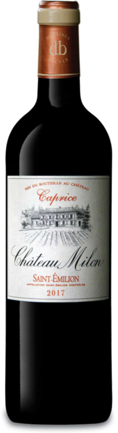 Château Milon Caprice  -  Saint Emilion  - 75cl