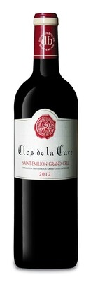 Clos De La Cure - Saint Emilion Grand Cru - 75cl