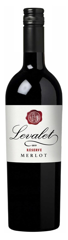 Levalet Merlot, Igp Pays D'Oc - 75cl