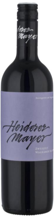 """Heiderer Mayer Zweigelt """"Wagramer Selektion"""" - 75cl"""