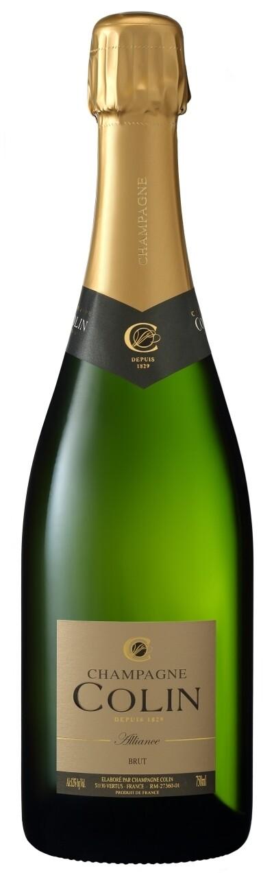 Champagne Colin Cuvée Alliance Brut - 75cl