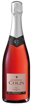 Champagne Colin Cuvée Rosé 1er cru - 75cl