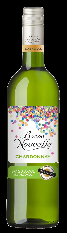 Bonne Nouvelle Chardonnay 0% Alcohol - 75cl